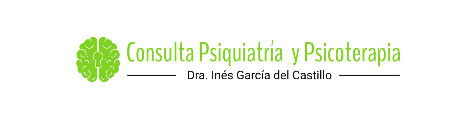 Dra. Inés García del Castillo - Psiquiatría y Psicoterapia en Madrid